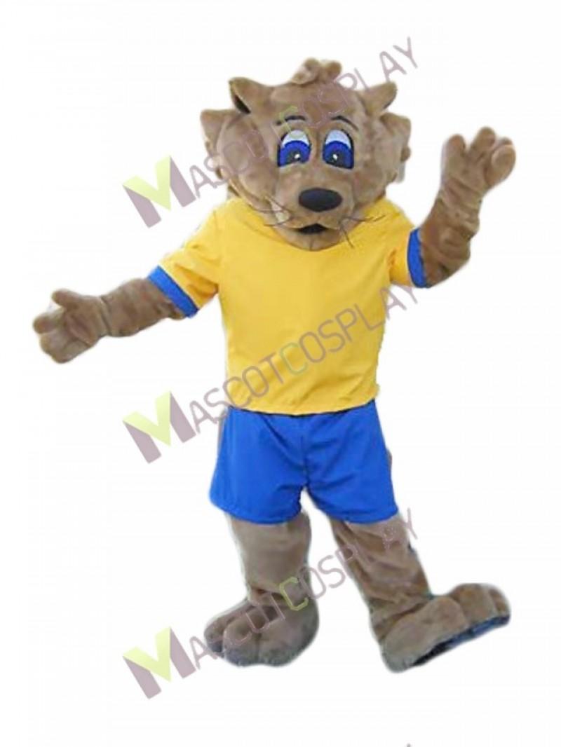 Bob Cat Mascot Costume