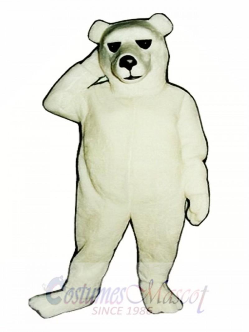 Alaskan Bear Mascot Costume