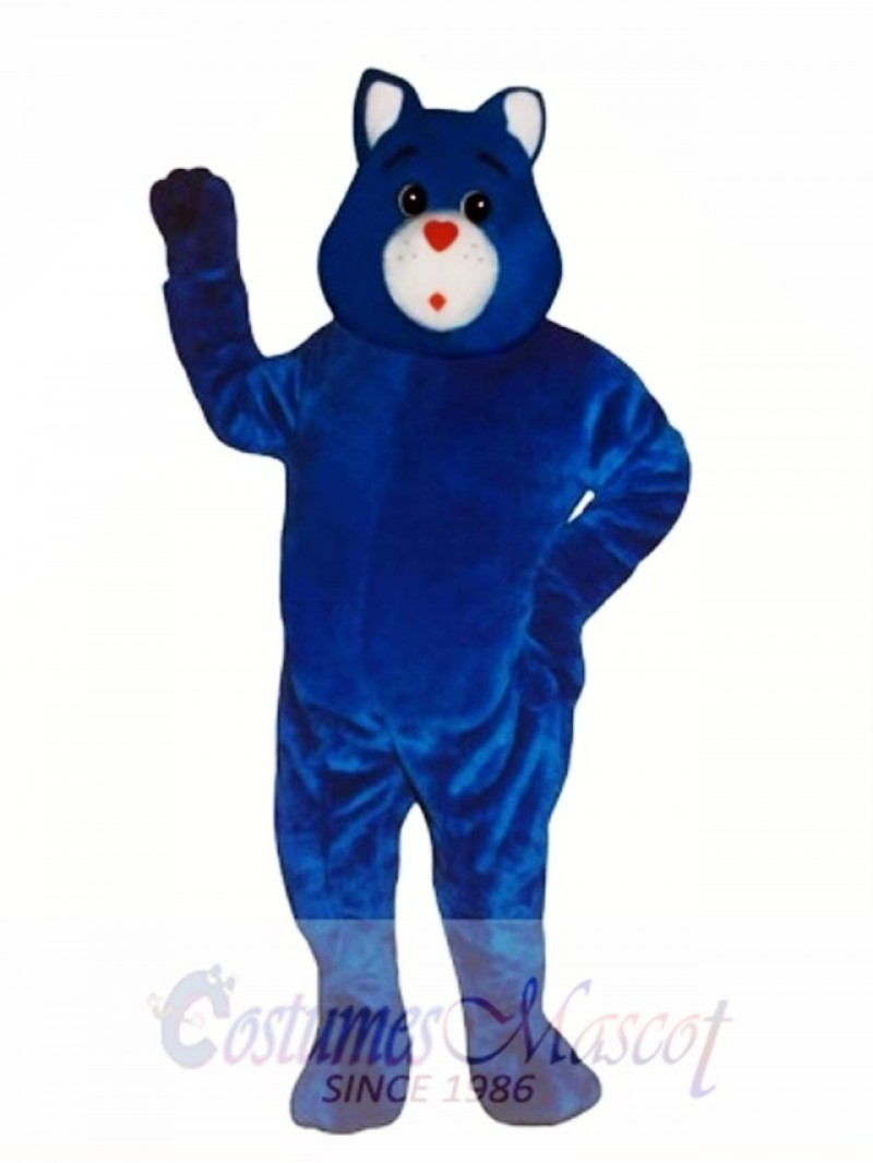 New Blue Bruin Bear Mascot Costume