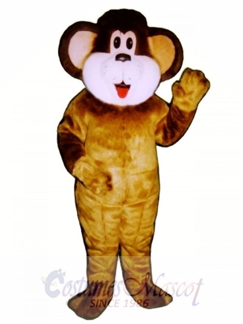 BaBa Bear Mascot Costume