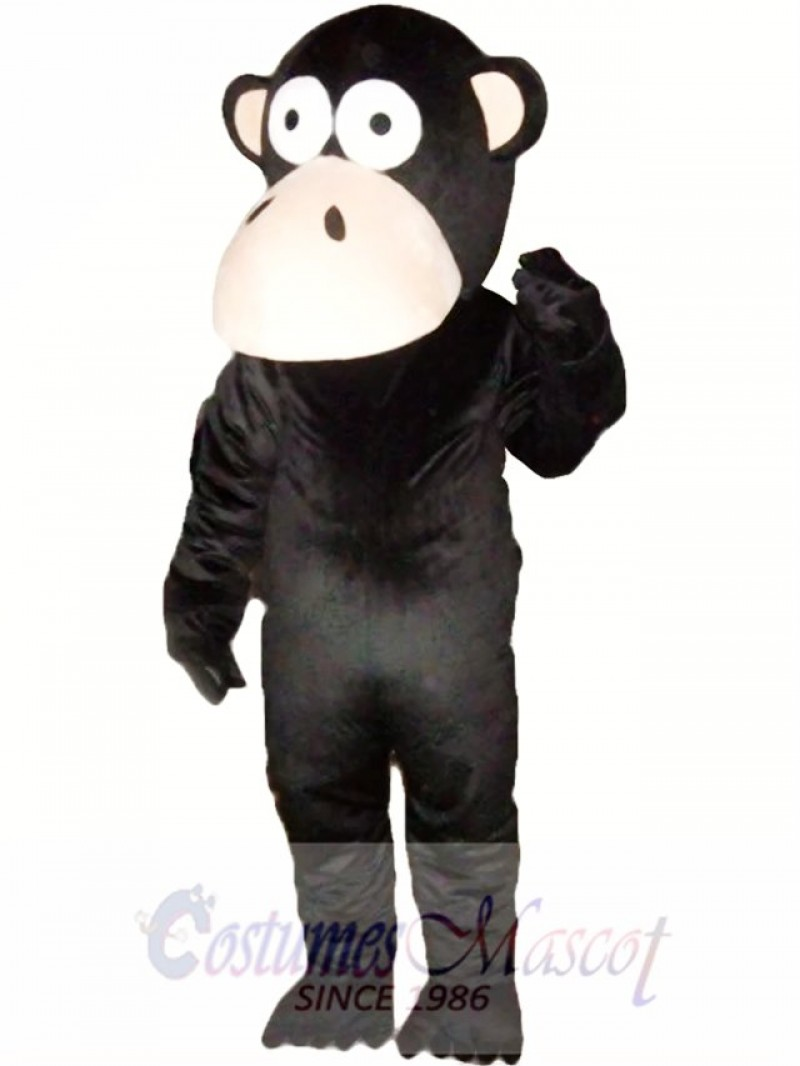 Black Monkey Mascot Costumes