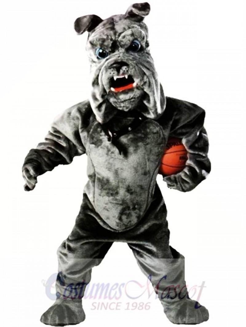 Bully Bulldog Mascot Costume