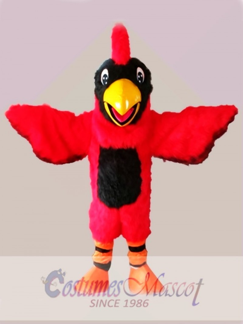 Red Eagle Mascot Costume