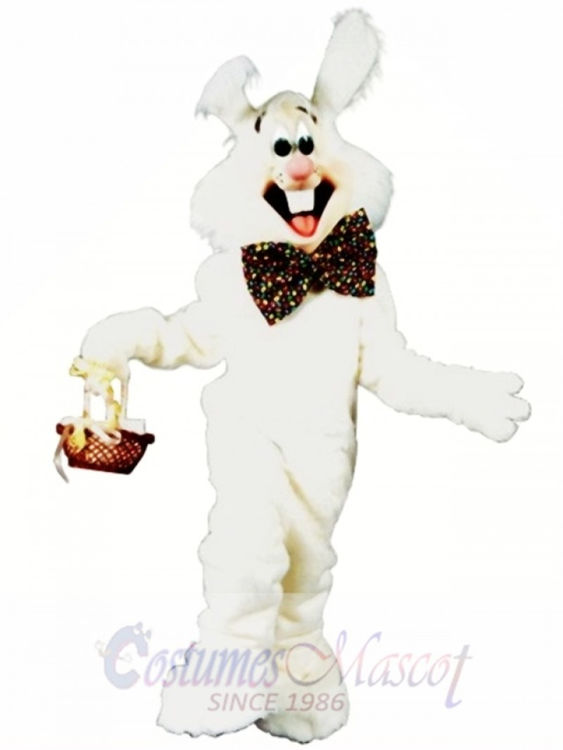 Benny Rabbit Easter Bunny Mascot Costume