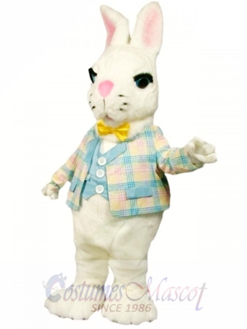 Buttermilk Easter Bunny Mascot Costume