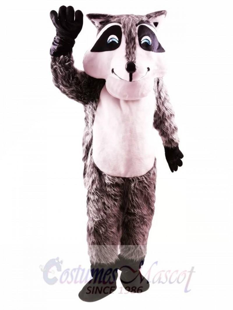 Ricky Raccoon Mascot Costume