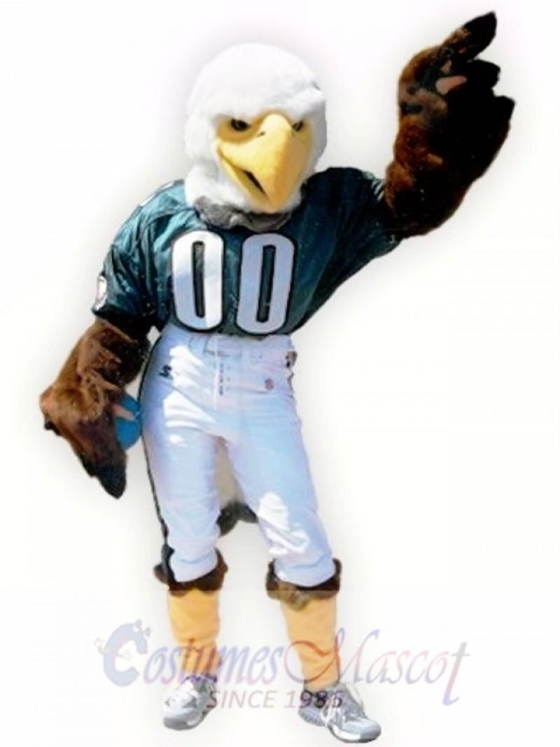 Sport Eagle Mascot Costume