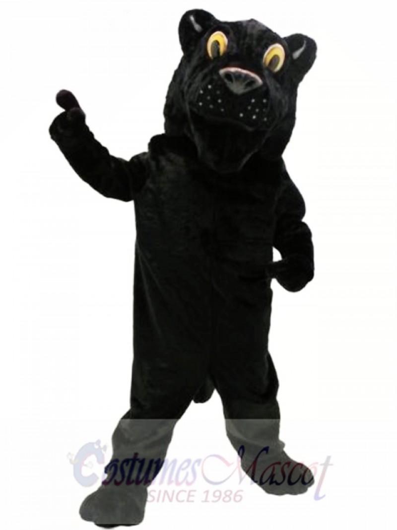 Patrick Black Panther Mascot Costume