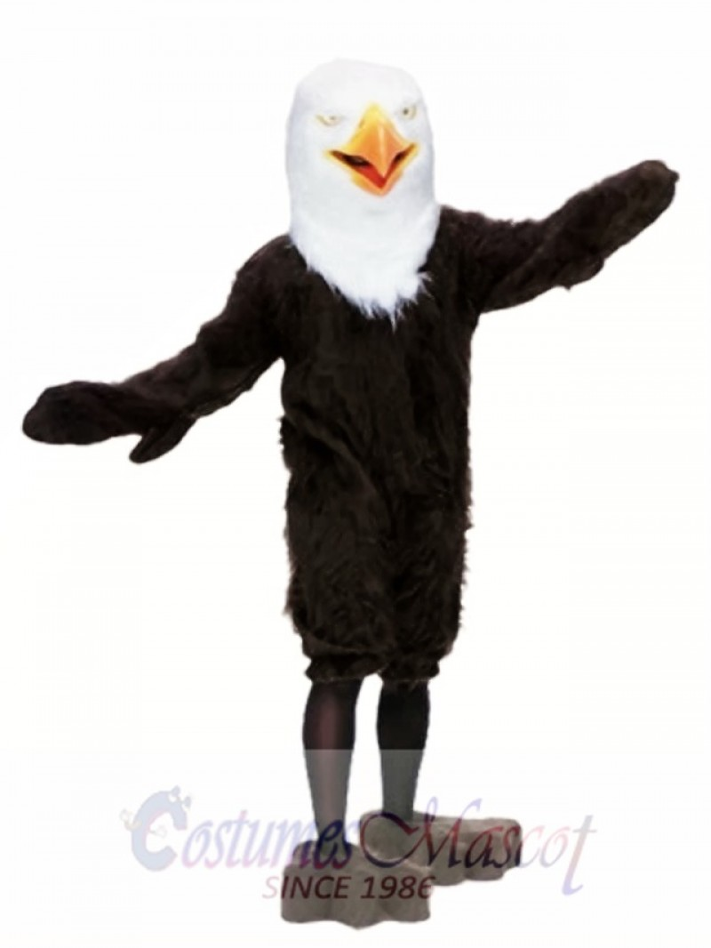 Adult Super Mascot American Eagle Costume