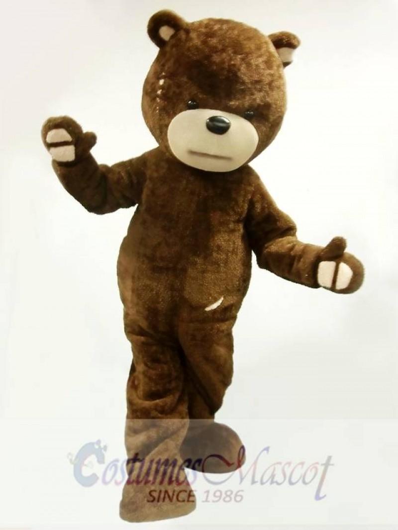 Naughty Bear Mascot Costume