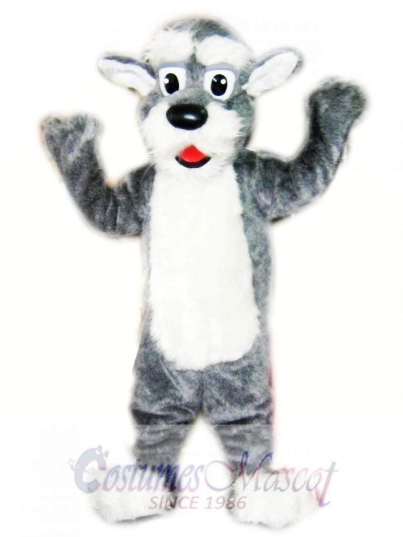 Cute Dog Mascot Costume Adult Costume