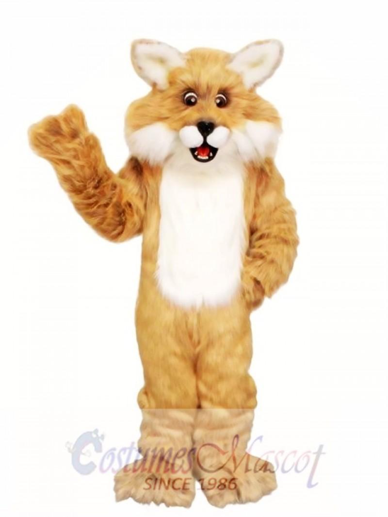 High Quality Fox Mascot Costume