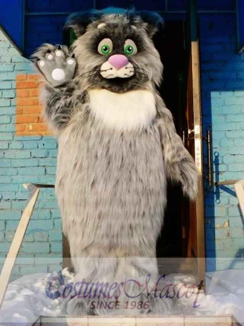 High Quality Cat Mascot Costume