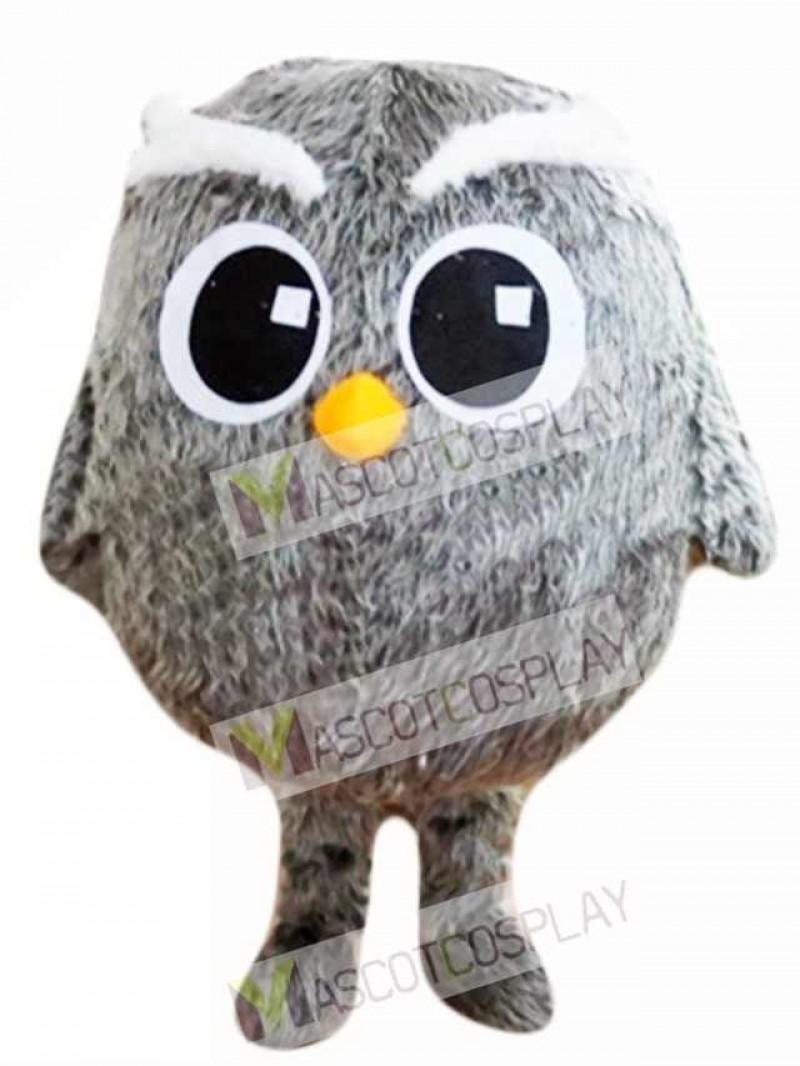 Adult Owl Mascot Costume