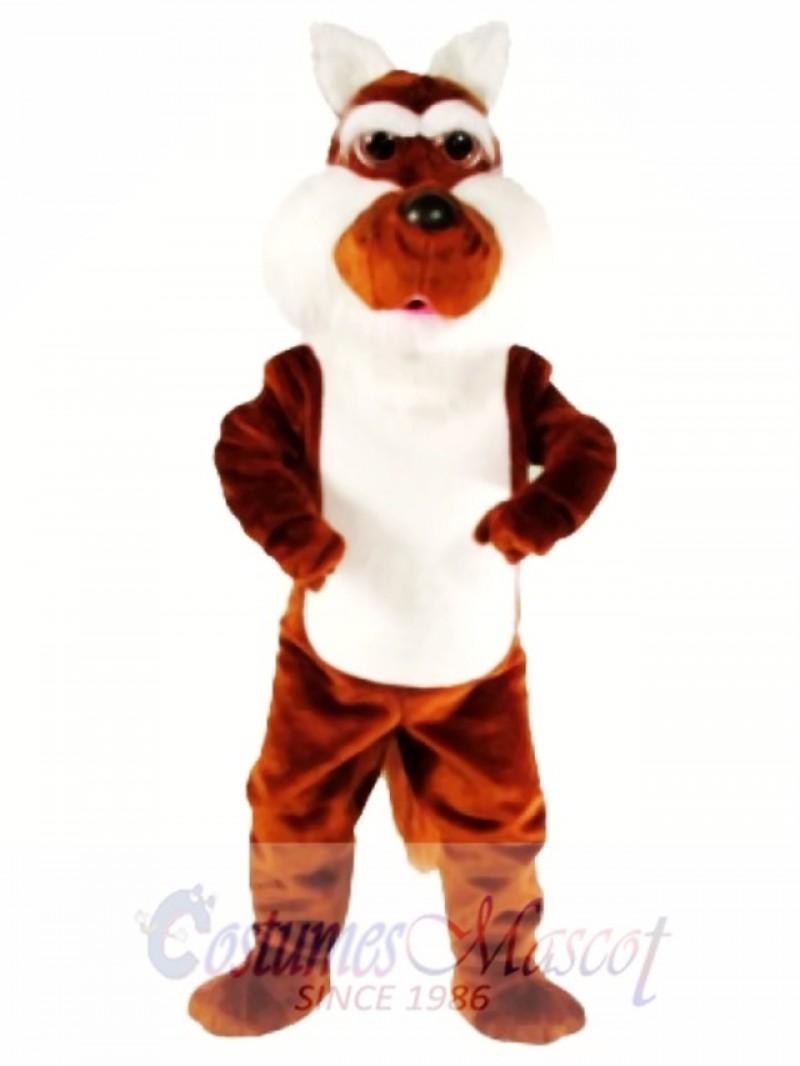 Coyote Mascot Costume