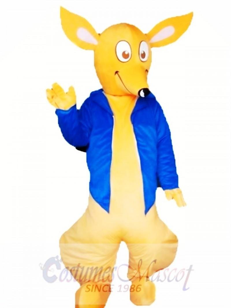 Kangaroo Mascot Costumes