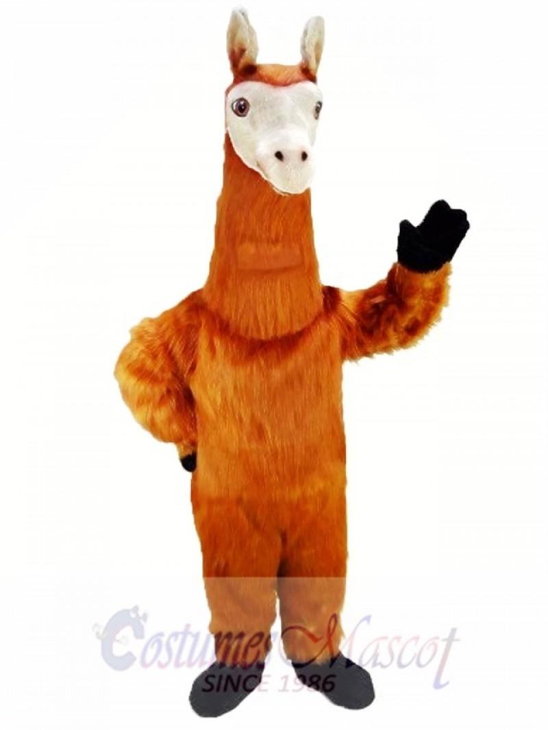 Llama Mascot Costume