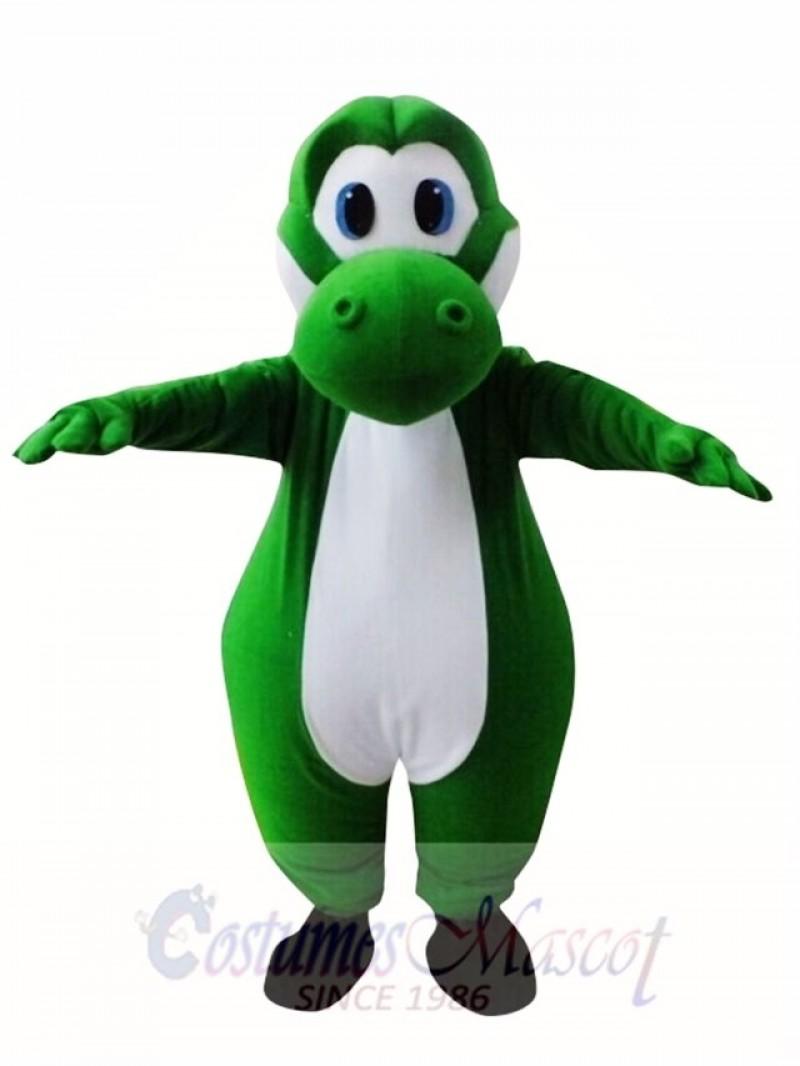 Super Mario Yoshi Plush Dragon Mascot Costume