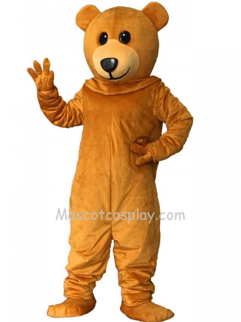 Brown Baby Bruin Mascot Costume