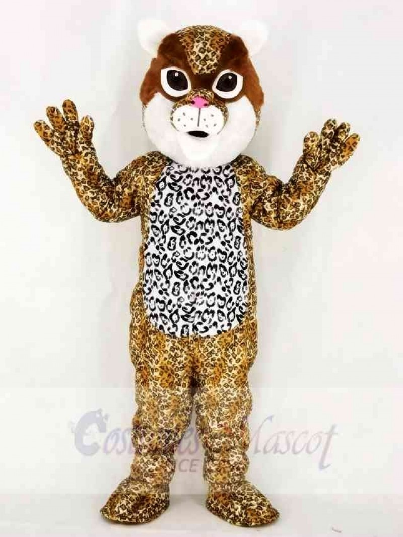 Ocelot Cat Mascot Costumes Animal