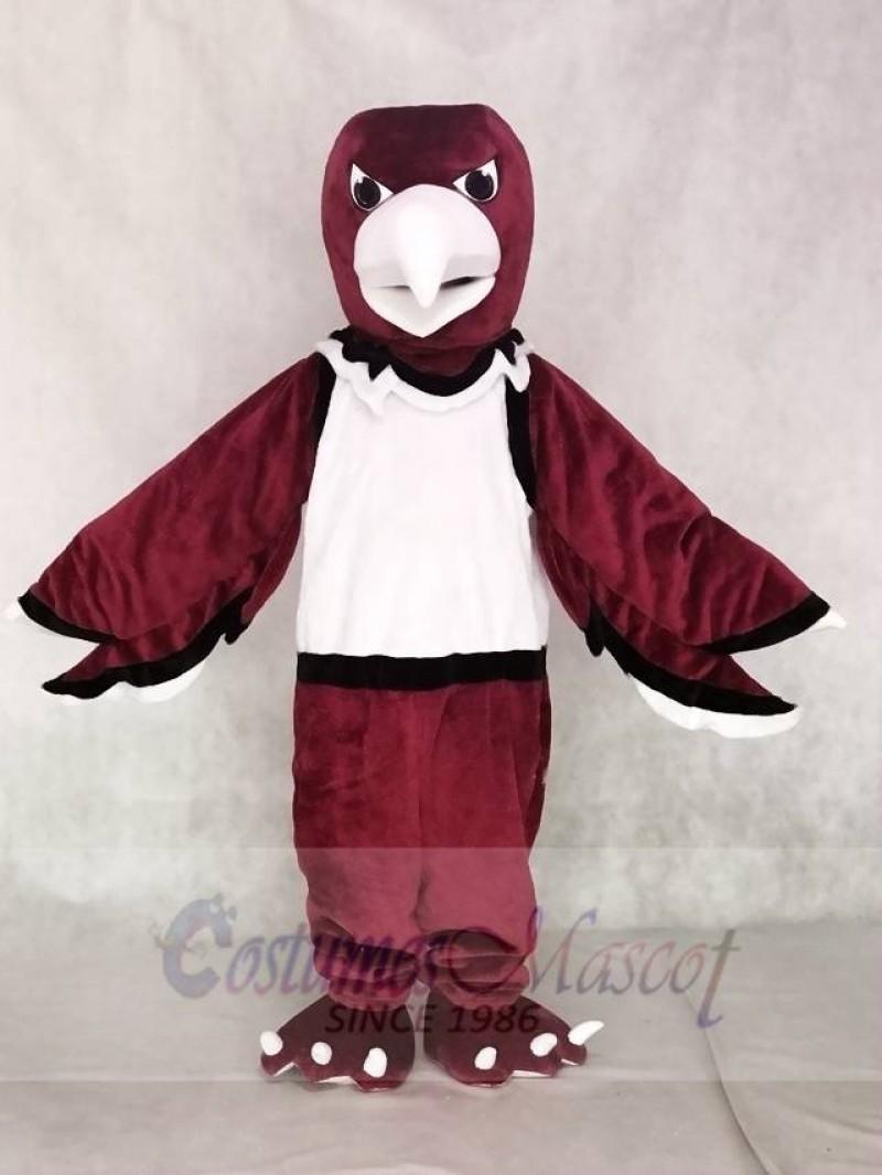 Red Warhawk Eagle Mascot Costumes Animal