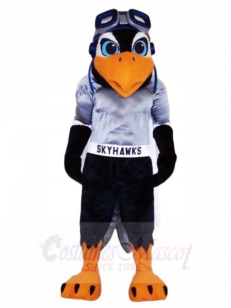 Skyhawk Mascot Costumes Bird Animal