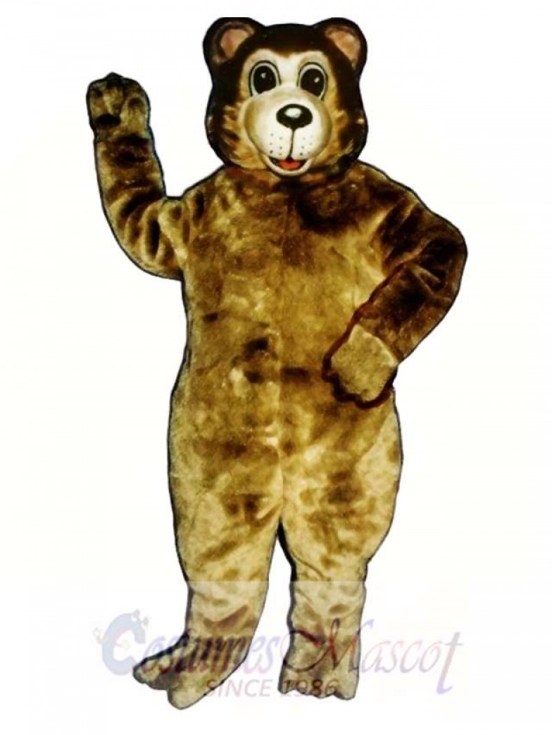 Billie Bear Mascot Costume