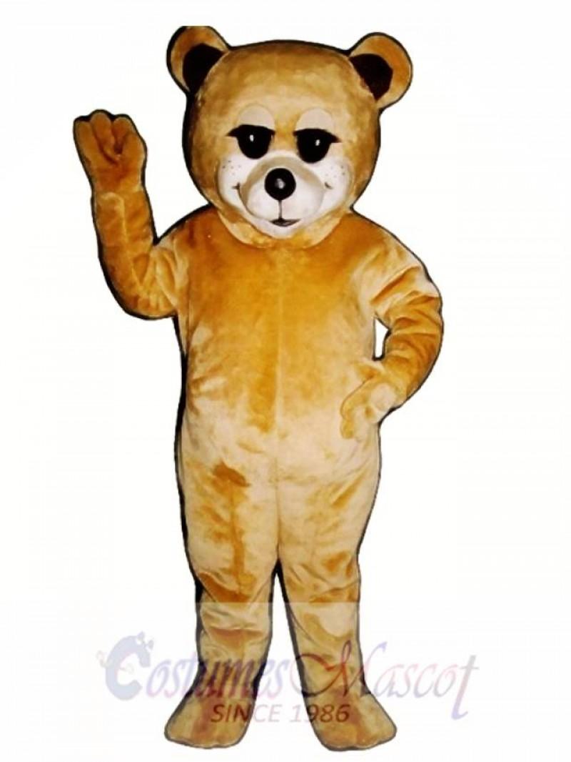 New Sunny Bear Mascot Costume