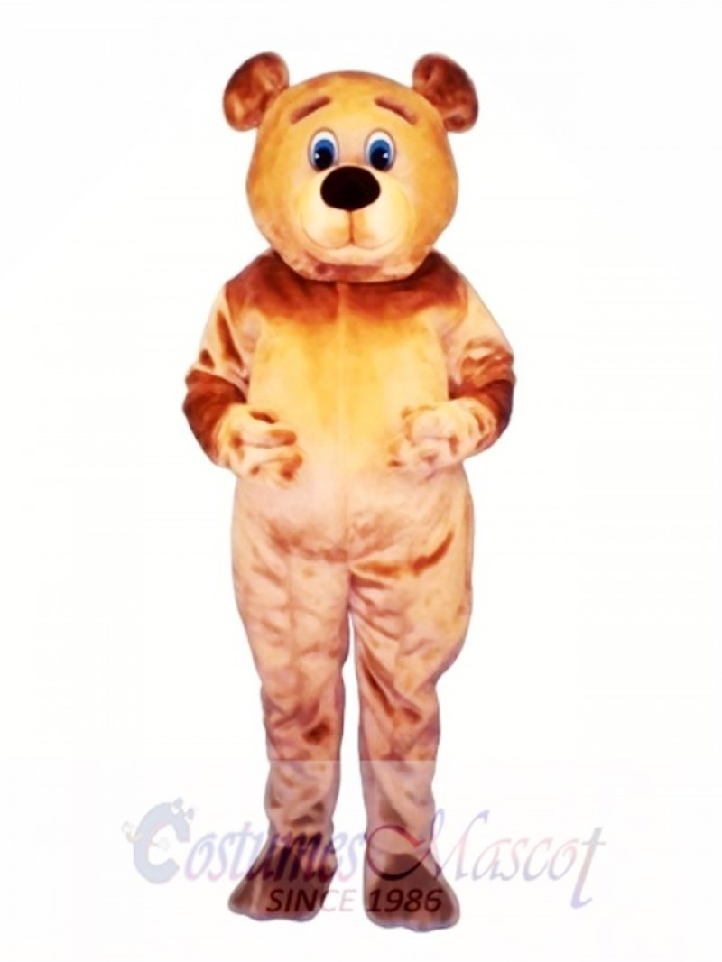 Jolly Bear Mascot Costume