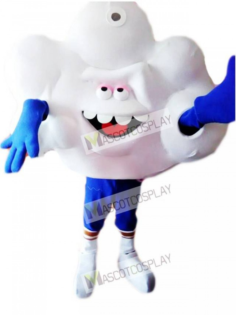 Cloud Guy from Trolls Mascot Costume