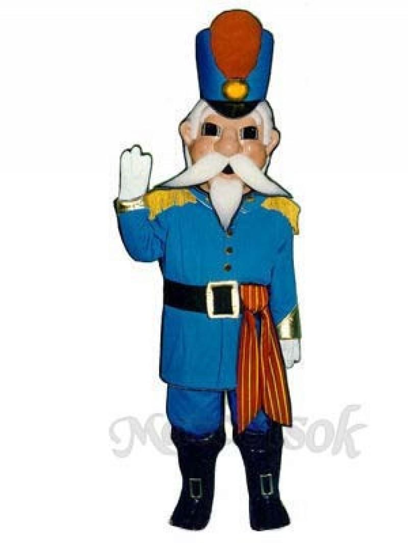 Baron Von Schnitzell Mascot Costume