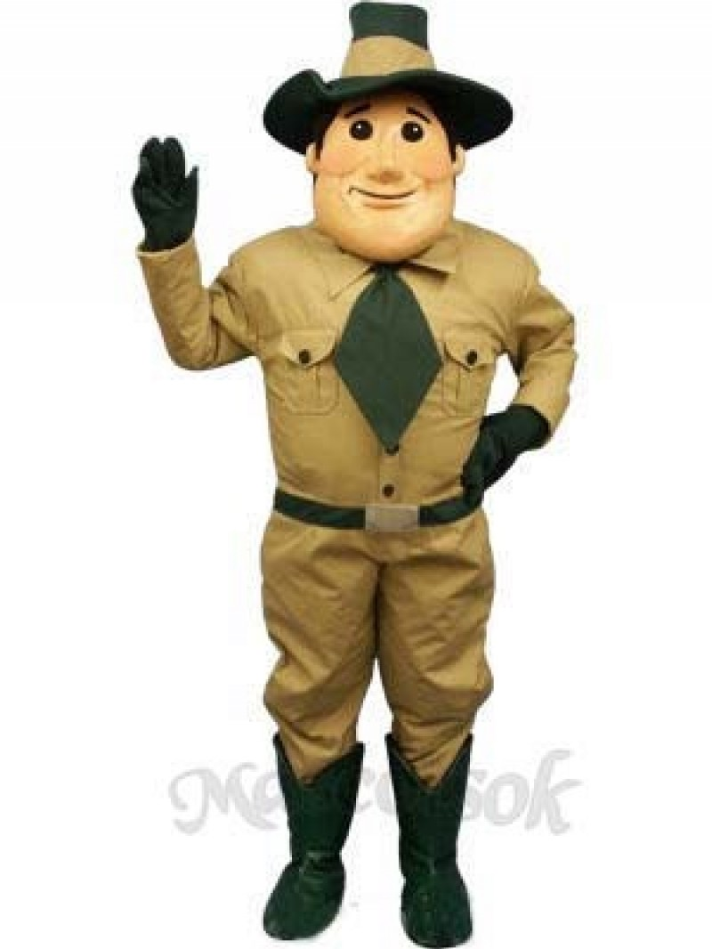 Ranger Mascot Costume