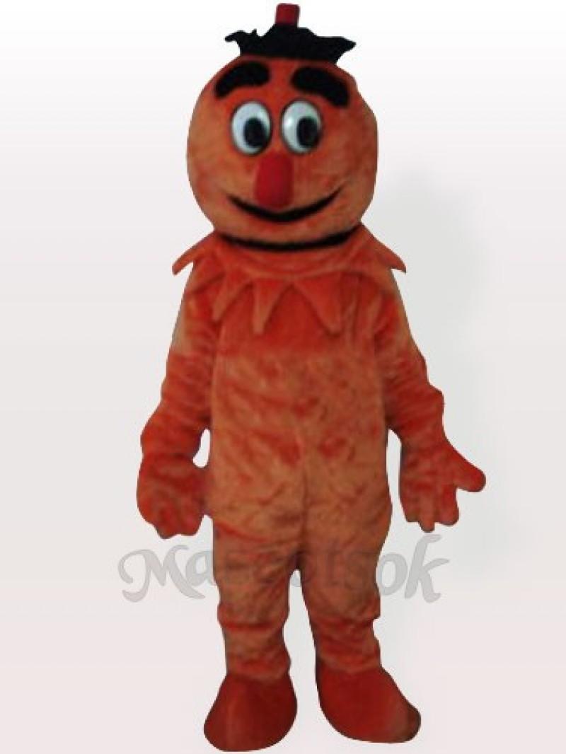 Coffee Boogie Man Adult Mascot Costume