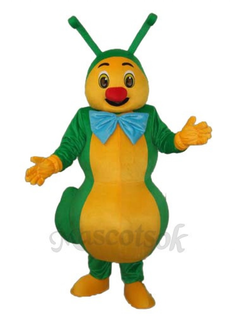 Green Ant Mascot Adult Costume