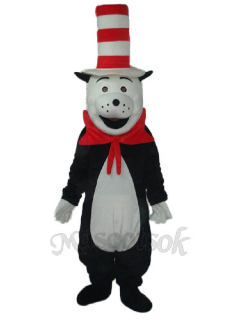 Bear Took The Strange Cap (modified) Mascot Adult Costume