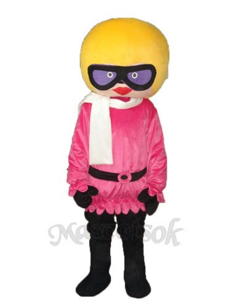 Rattus Girl Mascot Adult Costume