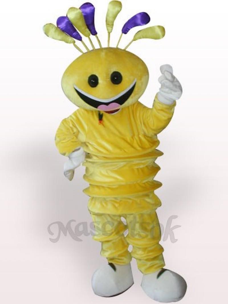 Spring Doll Plush Adult Mascot Costume