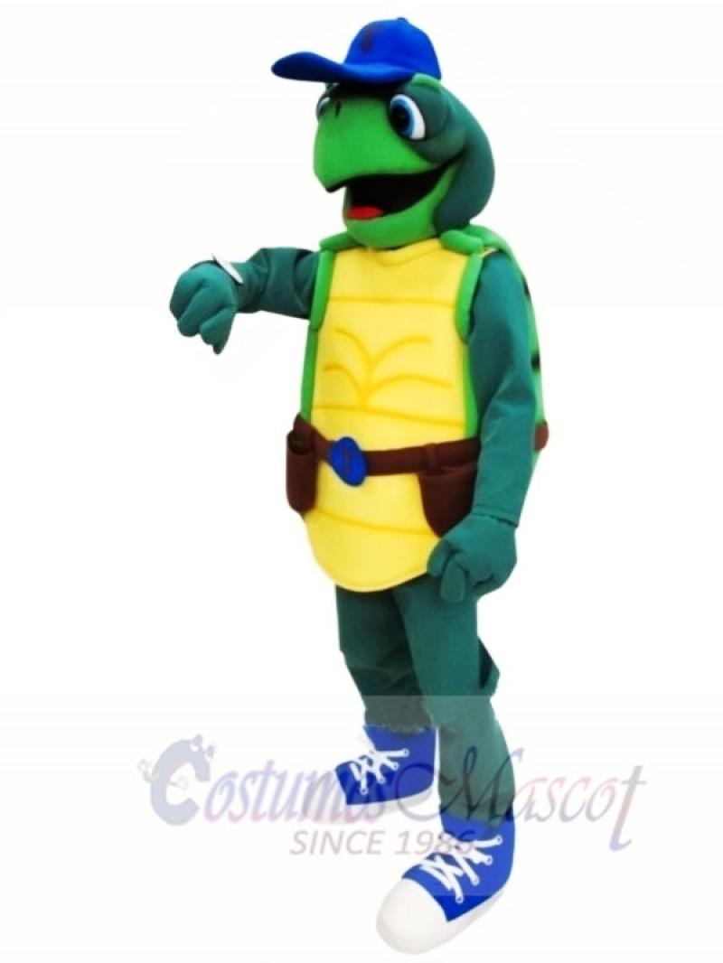 Tanner Turtle Mascot Costumes