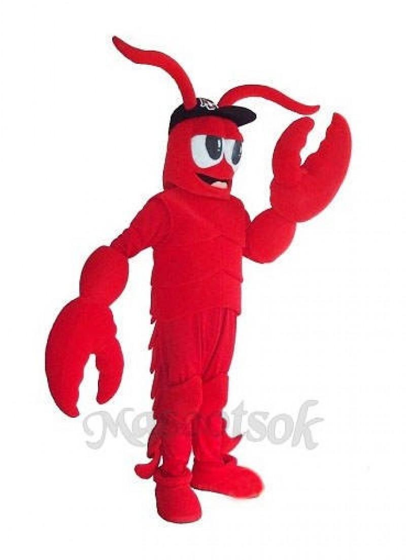 Conrad Crawdad Mascot Costumes