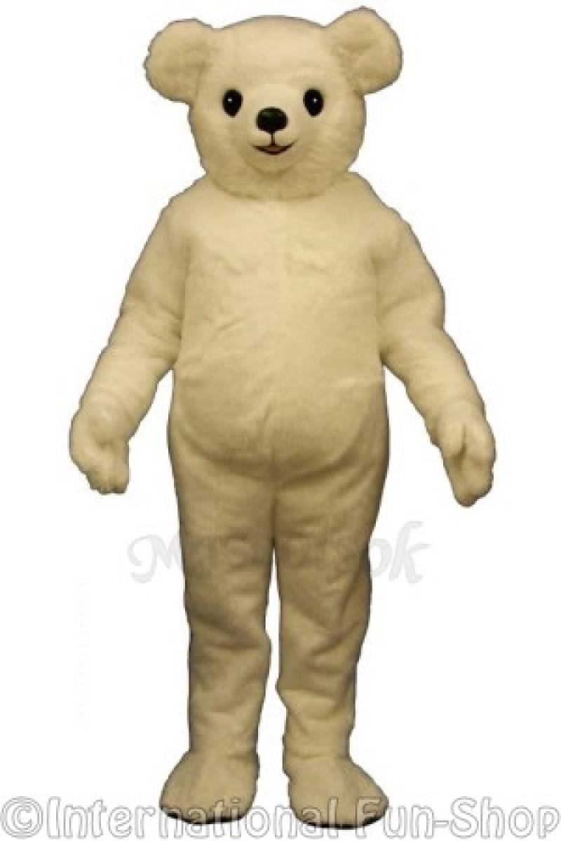 New Betsy Polar Bear Mascot Costume