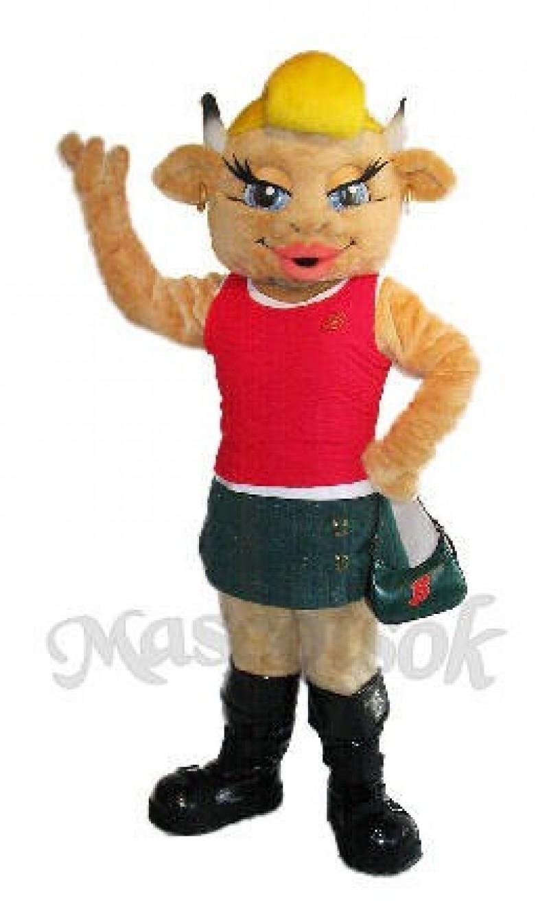 Belle Basic Mascot Costumes