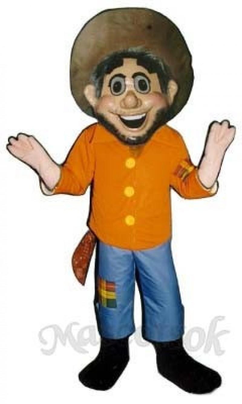 Billie Mascot Costume