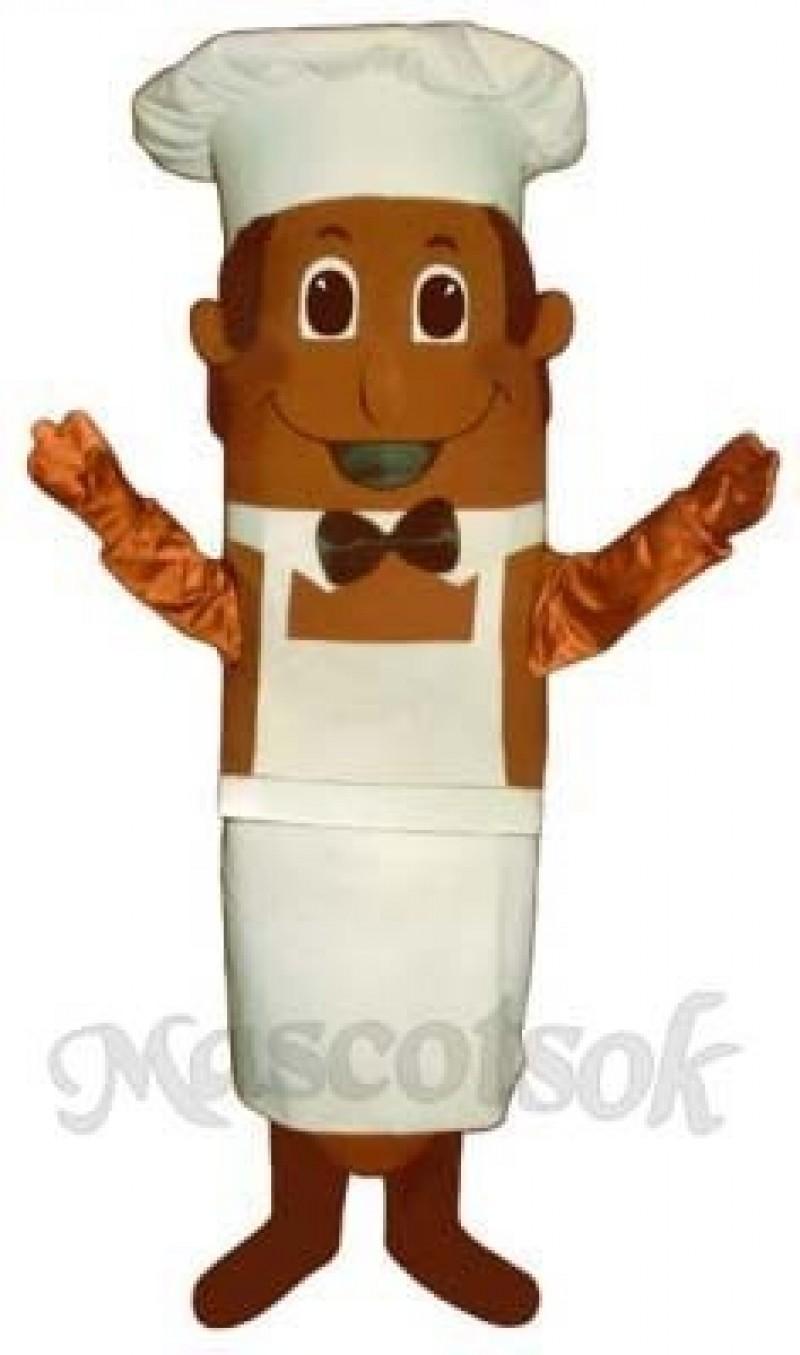 Hot Dog Man Mascot Costume