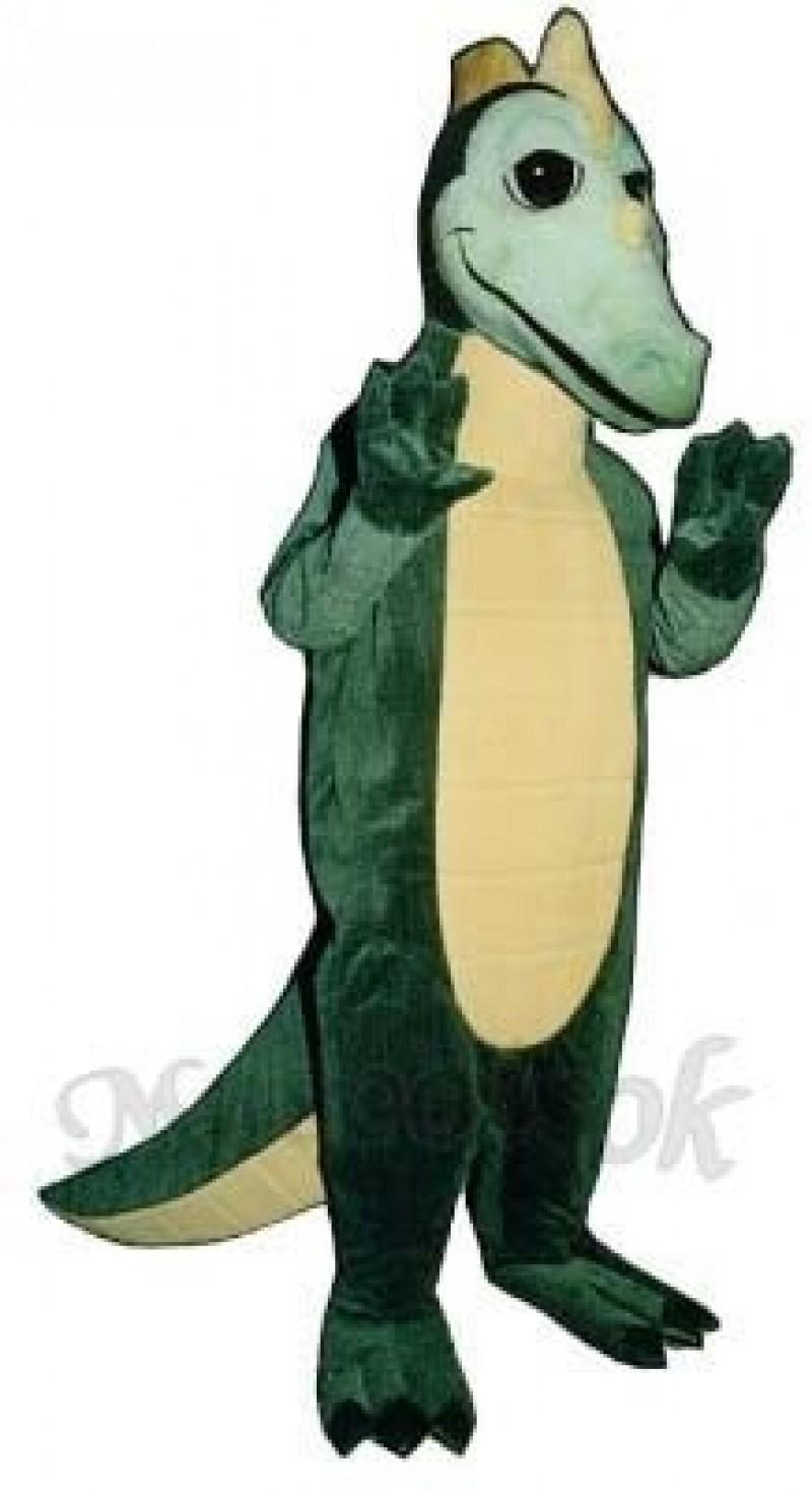 Rapid Raptor Mascot Costume