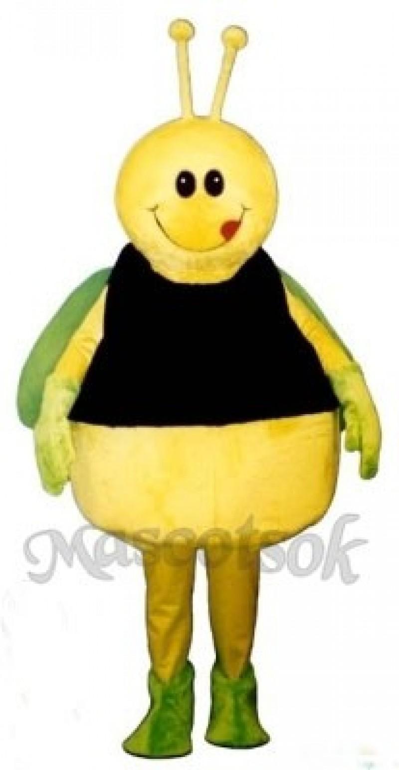 Fat Bug Mascot Costume