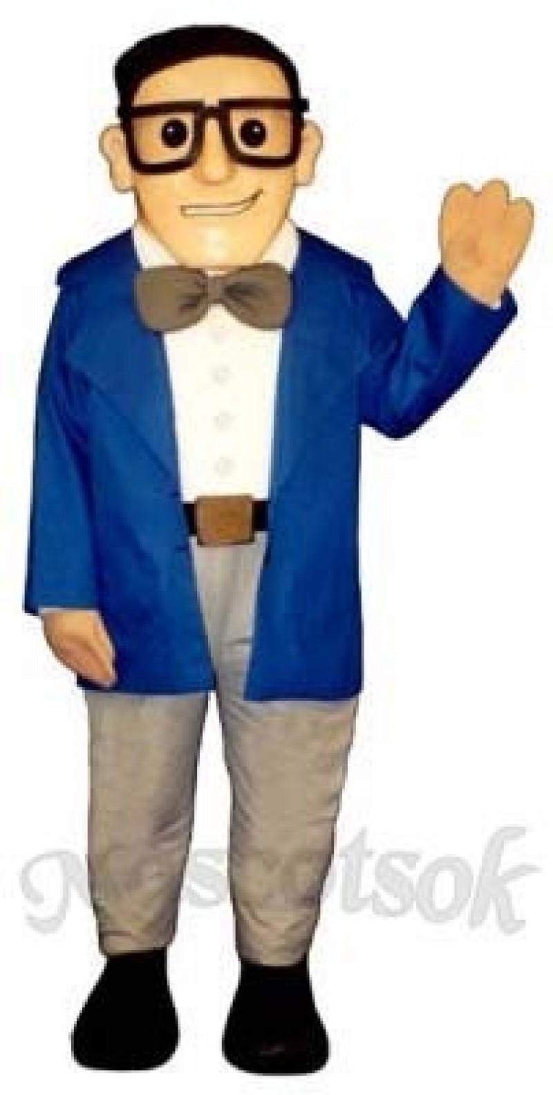 Boss Mascot Costume
