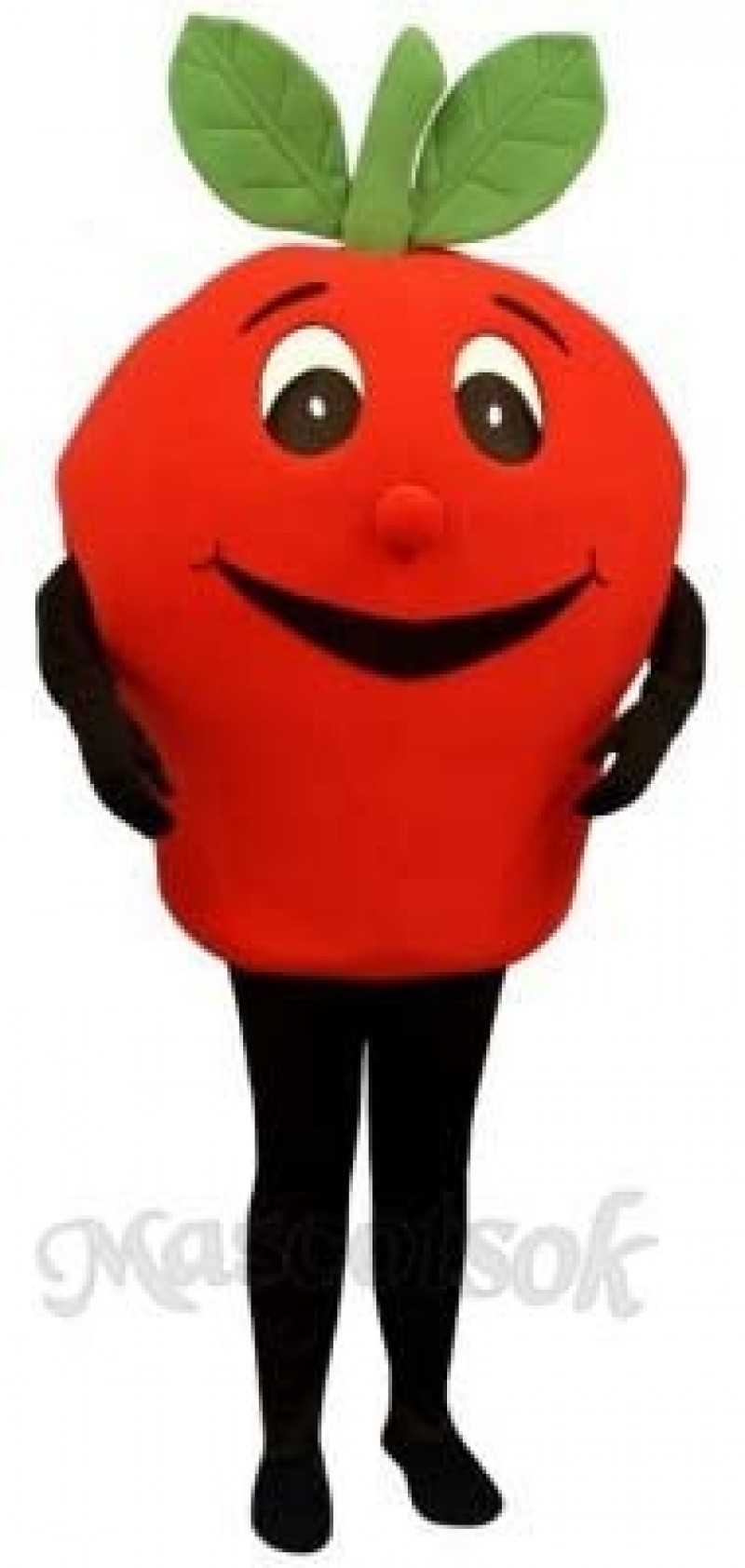 Big Apple Mascot Costume