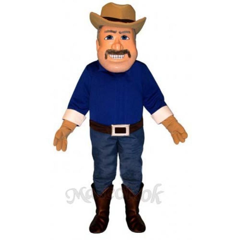 Texan Mascot Costume