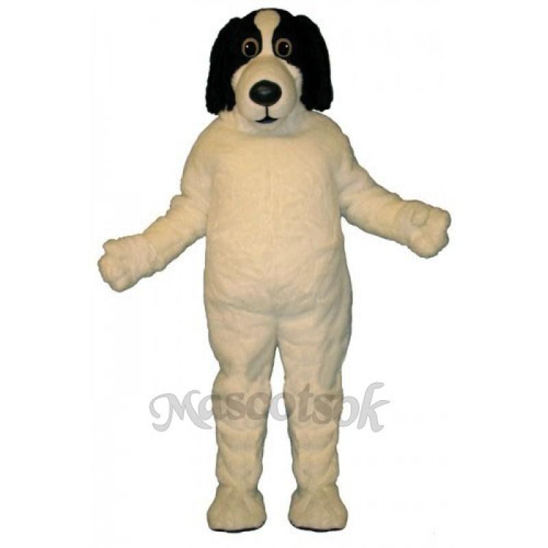 Cute Alfred Dog Mascot Costume