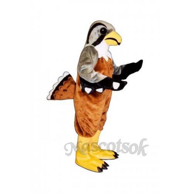 Cute Falcon Mascot Costume